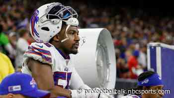 Could Jerry Hughes, Cole Beasley end up on the bubble in Buffalo?