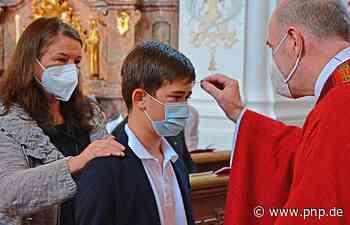 Gemeinschaft trotz Pandemie: Insgesamt 53 Jungen und Mädchen gefirmt - Passauer Neue Presse