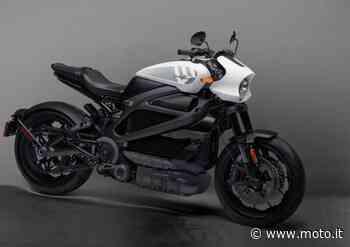 Harley-Davidson presenta la LiveWire One a un prezzo bomba - Moto.it