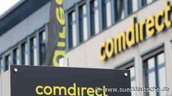 IT-Panne macht Comdirect-Kunden zu schaffen - Süddeutsche Zeitung