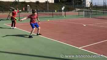 À Chauny, le club de tennis propose des initiations pour les jeunes du quartier dit prioritaire - L'Aisne Nouvelle
