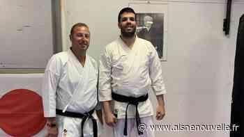 Une ceinture noire de plus au club de karaté de Chauny grâce à Denys Pichon - L'Aisne Nouvelle