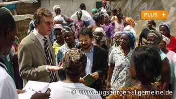 Ob in Malaysia oder im Sudan – er liest die WZ - Augsburger Allgemeine