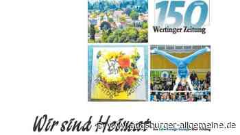 150 Jahre WZ - Gewinnen Sie bei unserem Jubiläumsrätsel! - Augsburger Allgemeine