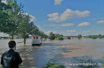 """Erlangen-Höchstadt: Unwetter-Hotspot - So hart traf das """"Jahrhunderthochwasser"""" den Landkreis"""