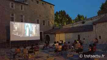 Trets : Le cinéma de retour en plein air au château cet été 2021 : PROGRAMME - Trets au coeur de la Provence