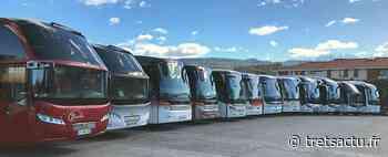 Trets : Dès lundi, les Autocars Burle n'assureront plus les transports en commun après 65ans de service quotidien ! - Trets au coeur de la Provence
