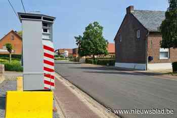 In juni reed 1 op de 6 chauffeurs te snel in Nieuwerkerken