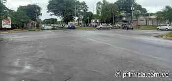 Conductores protestan por no distribuir gasolina en Ciudad Guayana - Diario Primicia - primicia.com.ve