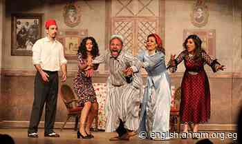 Egyptian National Theatre hosts 15 nights of Khaled Galal's adaptation of Chekhov's 'Chorus Girl' - Stage & Street - Arts & Culture - Ahram Online
