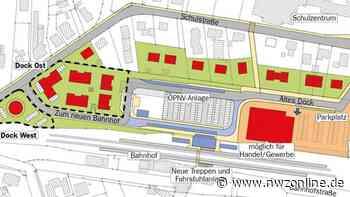 Ortsentwicklung in der Gemeinde Apen: Planung fürs Augustfehner Dockgelände nimmt Form an - Nordwest-Zeitung