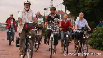 Gemeinsame Radtouren im Ammerland: Ortsbürgerverein Apen veranstaltet Radtour - Nordwest-Zeitung