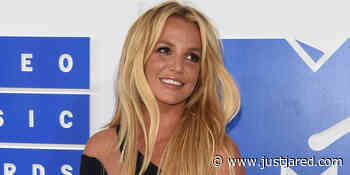 Is Britney Spears Dropping a Hint in This New Photo?