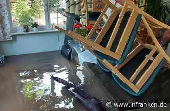 Adelsdorf: Unwetter-Tragödie - Familie hat keine Versicherung - dann kommen die Wassermassen