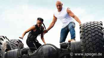 »Fast & Furious 9« mit Vin Diesel: Dieser Actionfilm ist wie ein Musical für Autorennen - DER SPIEGEL