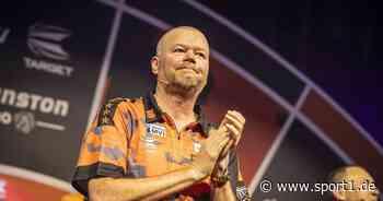 Darts: Raymond van Barneveld spricht über Kollaps und Toni Kroos - SPORT1