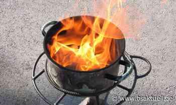 Fettbrand in Gaststätte in Nersingen - BSAktuell