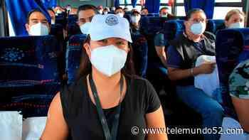 Gobierno de Texas apoya a México en su programa fronterizo de vacunación - Telemundo 52