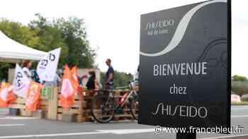 Plan social à Shiseido : les grévistes des sites d'Ormes et Gien maintiennent la pression sur la direction - France Bleu