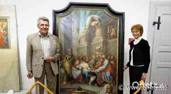 Ausstellung über den vergessenen Kirchenmaler Maurus Fuchs in Tirschenreuth eröffnet - Onetz.de