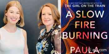 Hear Rosamund Pike narrate A Slow Fire Burning by Paula Hawkins | EW.com - EW.com