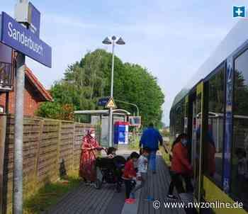 Sande im Friesland Check: Sorge um Nahverkehr im Ort - Nordwest-Zeitung