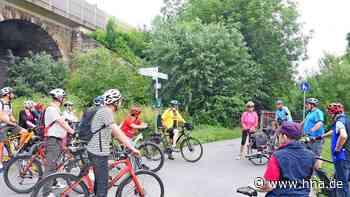 Riesiges Interesse am Rad-Schnellweg zwischen Kassel und Vellmar - HNA.de