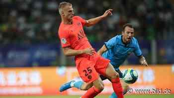 Bayer Leverkusen: Linksverteidiger Mitchel Bakker aus Paris unterschreibt bis 2025 - BILD