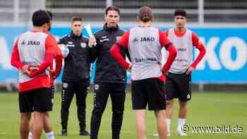 """Bayer Leverkusen: Neu-Trainer Seoane: """"Darum ist Hitzfeld für mich ein Vorbild"""" - BILD"""