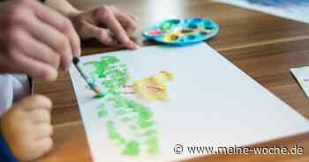 Umweltkalender 2022 Meerbusch Malwettbewerb Kinder - Meine Woche