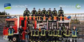 VIDEO | Feuer und Flamme – Wie die Feuerwehr Kraichtal bei einem Großeinsatz agiert - Landfunker