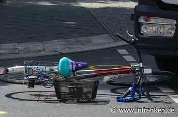 Rothenburg ob der Tauber: Fahrradfahrerin stürzt und verletzt sich schwer - inFranken.de