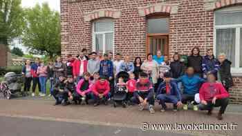 Somain: les habitants mobilisés pour Colette, menacée d'expulsion, obtiennent un répit - La Voix du Nord