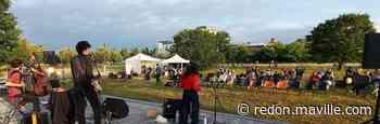 Saint-Jacques-de-la-Lande. La musique a fait vibrer la terrasse du parc - maville.com