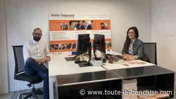 Deux franchisés ouvrent une nouvelle agence Senior Compagnie à Betton (35) - Toute-la-Franchise.com