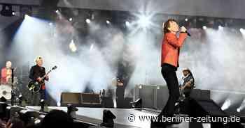 Paint It Black: Wie rassistisch sind die Rolling Stones? - Berliner Zeitung