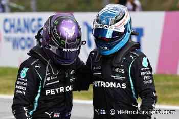 Lewis Hamilton hält sich an di Restas Ratschlag und unterstützt Bottas - Motorsport.com Deutschland