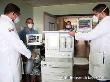 Incorporan equipos en quirófanos del Hospital Central de Maturín - Últimas Noticias