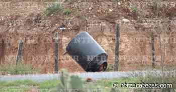 Localizan tinaco con restos humanos en su interior - NTR Zacatecas .com