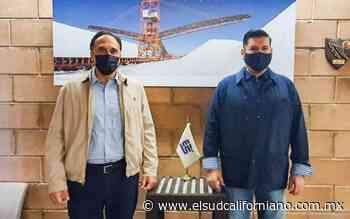 Secretario General de Gobierno visita Guerrero Negro - El Sudcaliforniano