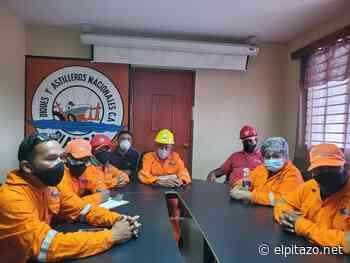 Empresa Dianca asegura que cumple con trabajadores en muelle de Cabimas - El Pitazo