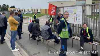 Villers-Bretonneux: la direction de Novares sourde aux revendications de ses employés - Courrier Picard