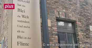 Bücherei³ in Bingen feiert ihr einjähriges Bestehen - Allgemeine Zeitung