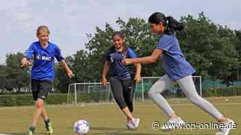 TSV Heusenstamm bietet für Mädchen Schnuppertraining im Fußball an - op-online.de