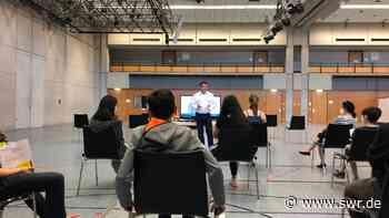 Corona-Impfaktion für Kinder in Gerlingen: 130 Schüler geimpft - SWR