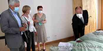 Kall/Bonn: Einweihung des Familienhauses an der Kinderkrebsklinik - Kölnische Rundschau