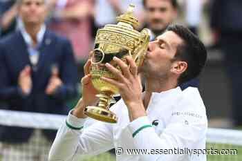 """Unbelievable, Sensational"": Hugh Jackman, Tom Brady Congratulate Novak Djokovic on His Historic Win at Wimbledon Championships 2021 - EssentiallySports"