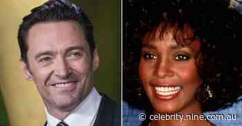Hugh Jackman jokes he 'always' thought Whitney Houston's famous song was about him - 9Honey Celebrity