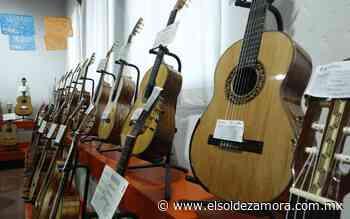 En pie, festivales de Guitarra y Globos de Paracho - El Sol de Zamora