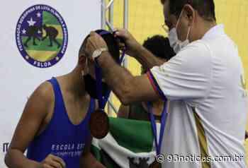 Itabaiana sediou Campeonato Brasileiro de Wrestling no último sábado (10) - 93Notícias